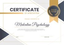 Psychologist Award